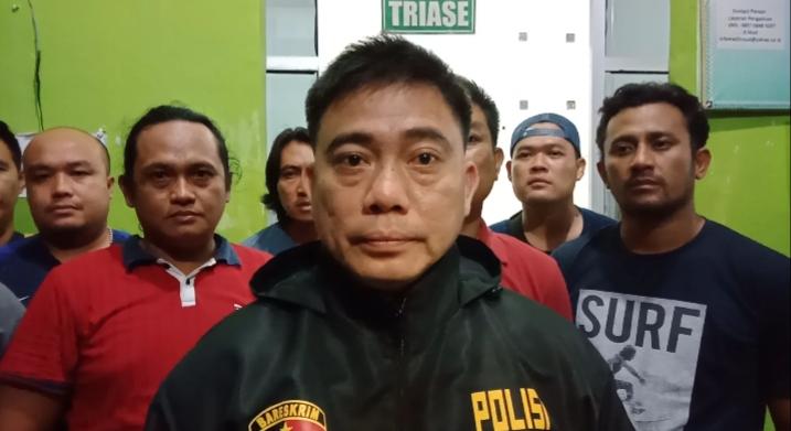 Gabungan Tekab 308 Polres Bekuk Dua Pelaku Curas Ngaku Polisi