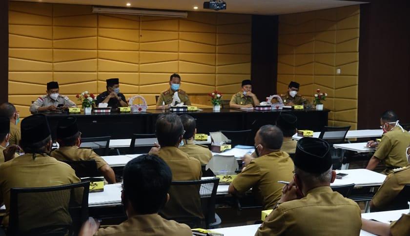 Pjs Bupati Lampung Tengah Ingatkan Netralitas ASN Mendekati Pilkada