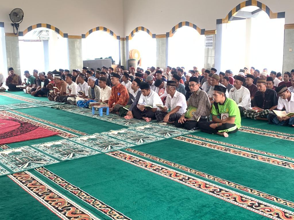 Santri Lapas Gunung Sugih Selesaikan 30 Juz Al-Qur'an dalam Waktu 3 Jam
